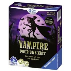 Jeux de société - Vampire pour une nuit