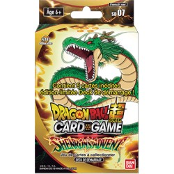 Starter Dragon Ball Super Card Game SD07 -Shenron's Advent