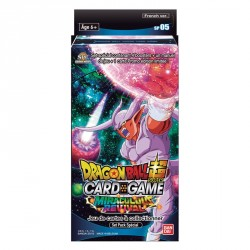 Pack Spécial Dragon Ball Super Card Game SP05 - Miraculous Revival