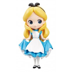 Figurine Disney figurine Q Posket Alice A Normal Color Version 14 cm