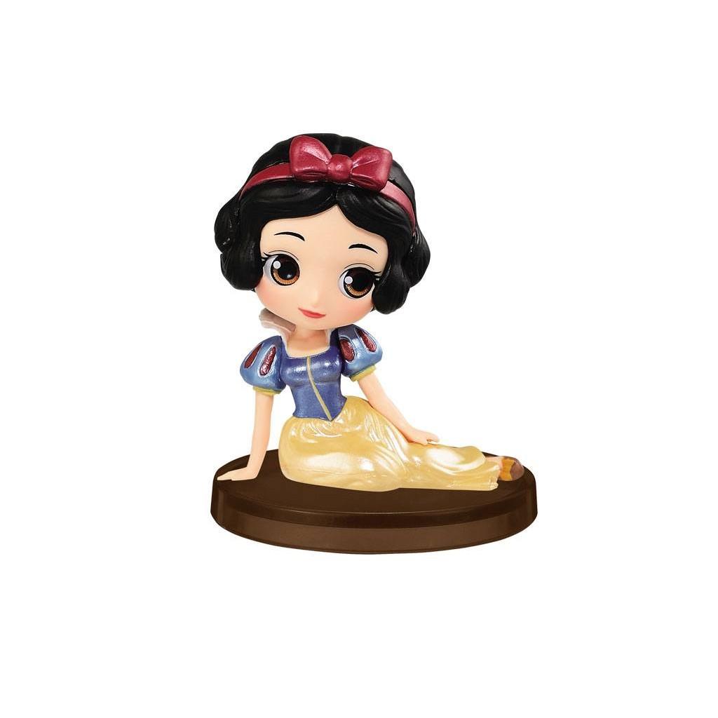 Figurine Disney Q Posket Petit Girls Festival Snow White 7 cm
