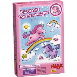 Jeux de société - Licornes dans les Nuages