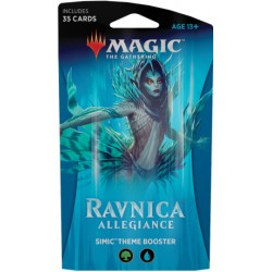 Booster Magic Ravnica Allegiance – Theme Booster Simic