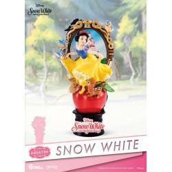 Figurine Disney Blanche Neige et les Sept Nains diorama PVC D-Select 15 cm