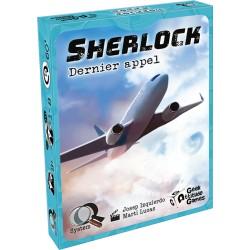 Jeux de société - Q-System - Sherlock : Dernier Appel