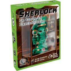 Jeux de société - Q-System - Sherlock : La Tombe de l'Archéologue