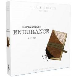 Jeux de société - Time Stories - Expédition Endurance