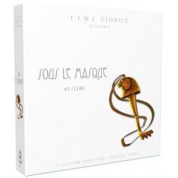 Jeux de société - Time Stories - Sous le masque