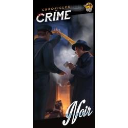 Jeux de société - Chronicles of Crime extension Noir