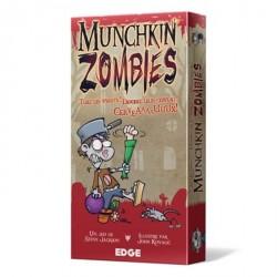Jeux de société - Munchkin Zombies