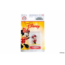 Figurine Disney Diecast Nano Metalfigs 4 cm - Minnie Mouse