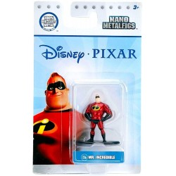 Figurine Disney Diecast Nano Metalfigs 4 cm - Mr Incredible