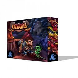 Jeux de société - Dwars le jeu de cartes
