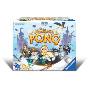 Jeux de société - Médieval Pong