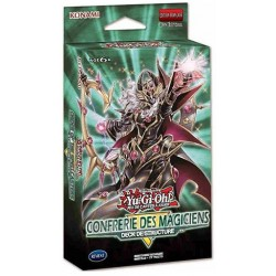 Deck de Structure Yu-Gi-Oh! La Confrérie des Magiciens