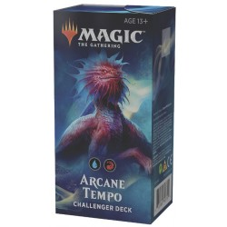 Challenger Deck Magic The Gathering 2019 : Arcane Tempo