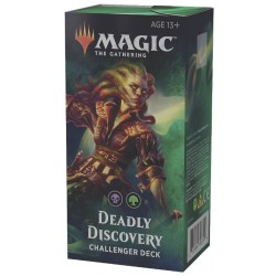 Challenger Deck Magic The Gathering : Deadly Discovery