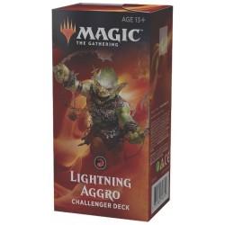Challenger Deck Magic The Gathering 2019 : Lightning Aggro