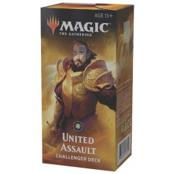 Challenger Deck Magic The Gathering 2019 : United Assault