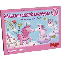 Jeux de société - Licornes dans les Nuages - Bienvenue à Rosalie