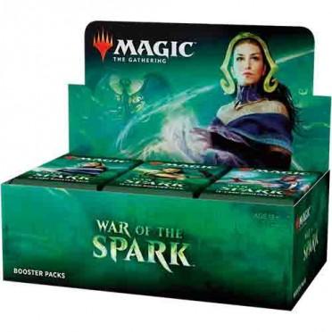 Précommande : Booster Magic La Guerre des Planeswalkers boite complète 03/05/19