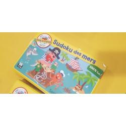 Jeux de société - Sudoku des Mers