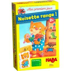 Jeux de société - Mes Premiers Jeux - Noisette Range !