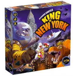 Jeux de société - King of New York