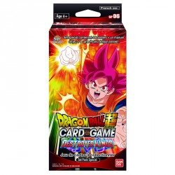 Pack Spécial Dragon Ball Super Card Game SP06 - Destroyer Kings -