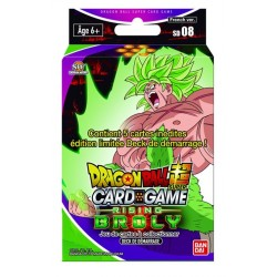 Starter Dragon Ball Super Card Game SD08 - Rising Broly