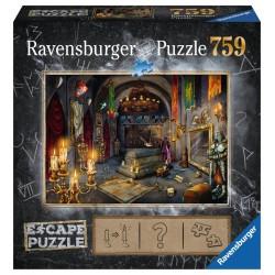 jeux de société - Escape Puzzle : La Chambre du Vampire
