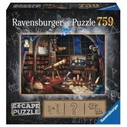 Jeux de société - Escape Puzzle : Observatoire Astronomique