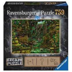 jeux de société - Escape Puzzle : Temple Ankor Wat