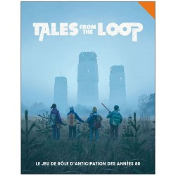 Tales From The Loop - Livre de Base