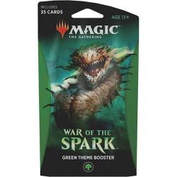 Booster Magic War of the Spark - Theme Booster : Vert