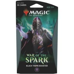 Booster Magic War of the Spark - Theme Booster : Noir