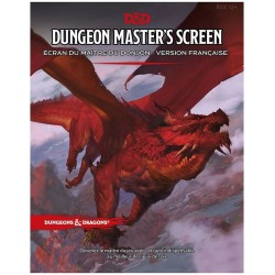 Dungeon & Dragon - Dungeon Master's Screen