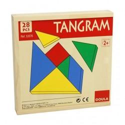 Jeux de société - Tangram