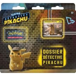 Coffret Pokémon Français - Dossier spécial Détective Pikachu (3 boosters)