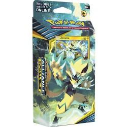 """Deck Pokémon Soleil et Lune 10 - Alliance Infaillible """" Eclipse Electrique """""""