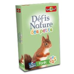 Jeux de société - Défis Nature des Petits - Forêt