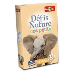 Jeux de société - Défis Nature des Petits - Savane
