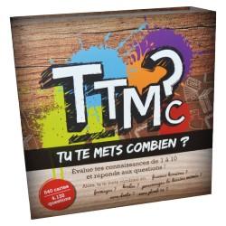 Jeux de société - TTMC - Tu Te Mets Combien ?
