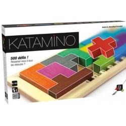 Jeux de société - Katamino