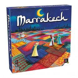 Jeux de société - Marrakech