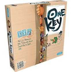 Jeux de société - One Key