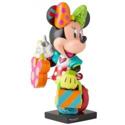 Figurine Disney Britto Minnie Mouse la Magasineuse
