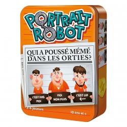 Jeux de société - Portrait Robot