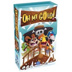 Jeux de société - Oh My Gold !
