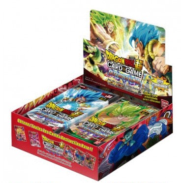 Booster Dragon Ball Super Card Game - Destroyer Kings B06 boite complète